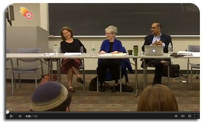 Dialogue on religious truth with Judith Plaskow and Jeanine Hill-Fletcher