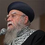 Chief Rabbi Eliyahu Bakshi-Doron, Israel