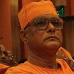 Swami Atmapriyananda, India